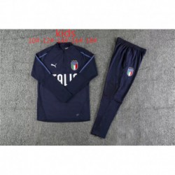 Kids 18/19 Italy Jersey Child Re