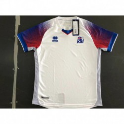 S-4XL Iceland Away Jersey 2018 World Cup Icelandic Away Fans Versio