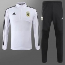 Argentina-Youth-Soccer-Jersey-Argentina-National-Team-Fixtures-S-3XL-1718-Tracksuit-Argentina