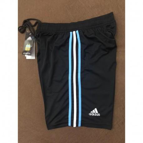 World cup argentina home black shorts 20 18 world cup argentina home black short trousers s-2X