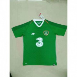 S-XL 19/20 North Ireland Home Short Sleeve Jersey