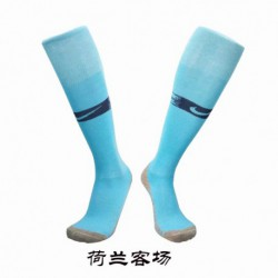 Socks 18/19 netherlands away dutch away socks thailand quality kids adul