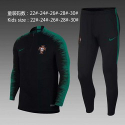 Kids 18/19 tracksuit portugal child re