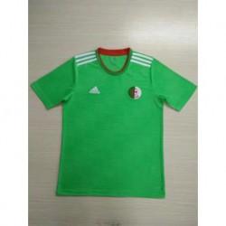 S-XL Fans 18/19 Algeria Home Jersey Fans Versio