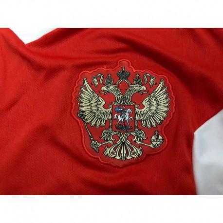 2018 s-4XL Russia Home Short Sleeve Jersey