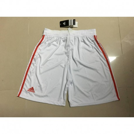 S-2XL Russia Home Shorts 2018 World Cup Russia Home White Short