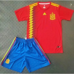 S-4XL Fans 18/19 spain home thailand qualit