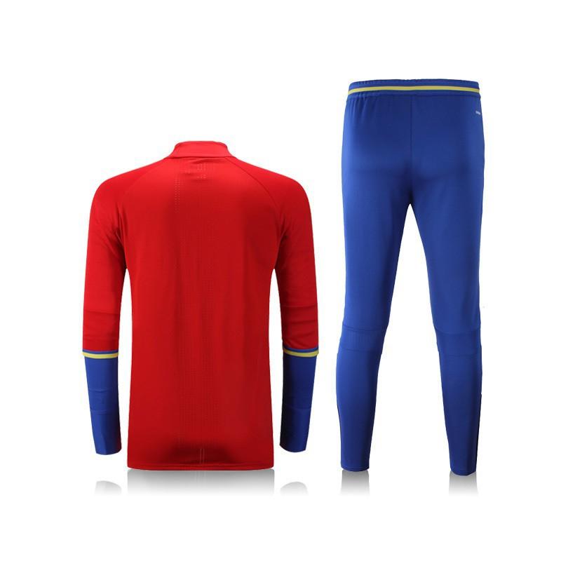 Spain-Soccer-Jersey-Black-Spain-T-Shirt-