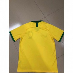 S-XL 19/20 Fans Version Brazil Home Jerse