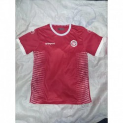 Fans Version S-2XL Tunisia Away Jersey 2018 Tunis Away Fans Versio