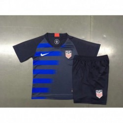 Kids 18/19 tracksuit usa away child re