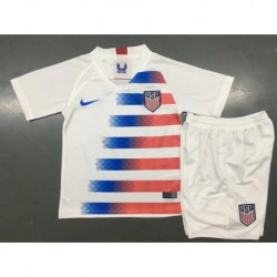 Kids 18/19 tracksuit usa home child re