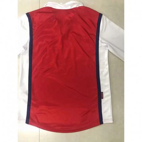 promo code 6e542 1f7d8 Nike Arsenal Commemorative Arsenal Kit,Arsenal 1998 Kit,S-XL Arsenal 1998  retro jerseys 1998 Vintage Arsenal Long Sleeve