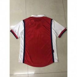 S-XL Arsenal 1998 Retro Jerseys 1998 Vintage Arsenal T-Shir