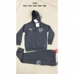 Kids 18/19 arsenal hoodie child re