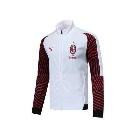 S-XL Size:18-19 AC Milan Jacket Suit