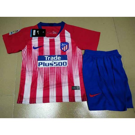 new concept aa94c dd236 Atletico Madrid Jersey Griezmann,Atletico Madrid Spiderman Jersey,18/19  kids Atletico Madrid Home child ren jersey