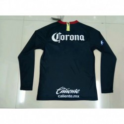 S-2XL 18/19 américa away long sleeve jerse