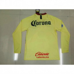 S-2XL 18/19 américa home long sleeve jerse