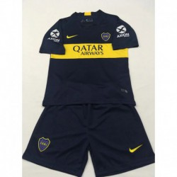 Kids 18/19 tracksuit boca juniors home child re