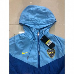S-XL 18/19 windbreaker boca junior
