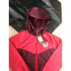 S-XL 18/19 windbreaker barcelon
