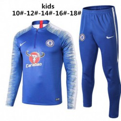 Kids 18/19 chelsea jersey child re