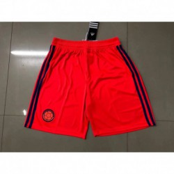 Colombia away shorts s-2XL 2018 World Cup Short Trousers Colombia Awa