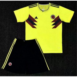 S-4XL Fans 18/19 colombia home thailand qualit