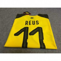 S-4XL Fans 18/19 with patches borrusia dortmund home jerse