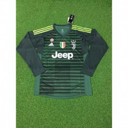 18/19 long sleeve goalkeeper juventus jerse