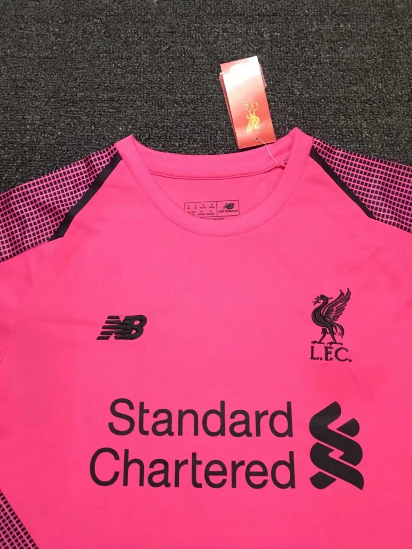 Long Sleeve Liverpool Kit Liverpool Long Sleeve Shirt 18 19 Long Sleeve Goalkeeper Liverpool Jersey