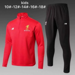 Kids 17/18 tracksuit liverpool child re