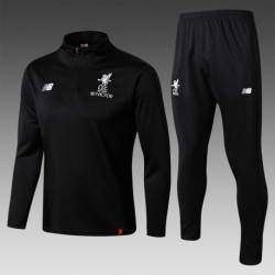 S-XL Size:17-18 tracksuit liverpool size:17-18 liverpool blac