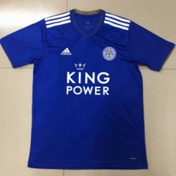S-XL Size:18-19 Fans Leicester City Home Jersey Fans Version 18/19 Leicester City Home Fans Versio