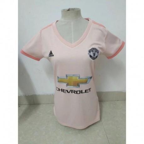 Manchester United Jersey Girl Manchester United Girl Jersey 18 19 Lady S Xl Manchester United Away Girl Women Jersey
