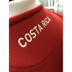 Fans s-2XL Costa Rica Home Jersey 2018 World Cup Costa Rica Home Fans Versio