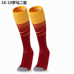 Socks 18/19 roma third roman two socks thailand quality kids adul