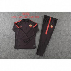 detailed look bc03d 859e8 As Roma Spqr Jersey,As Roma Jersey Spqr,Kids 18/19 Roma Home ...
