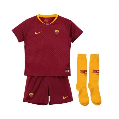 separation shoes 88095 32868 As Roma Spqr Jersey,As Roma Jersey Spqr,Kids 18/19 Roma Home jersey child  ren