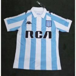 S-2XL 18/19 avellaneda home short sleeve jersey