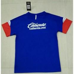 S-XL Fans 18/19 Cruz Azul Home Jersey Fans Versio
