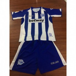 Kids 18/19 deportivo alaves home child re
