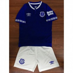 Kids 18/19 tracksuit everton home child re