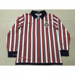 S-2XL 18/19 chivas long sleeve jerse