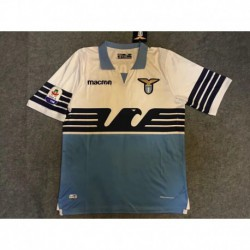 S-2XL 18/19 with patches lazio home jerse