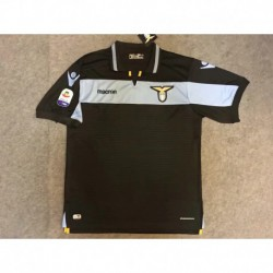 S-2XL 18/19 with patches lazio third jerse