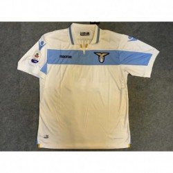S-2XL 18/19 with patches lazio away jerse