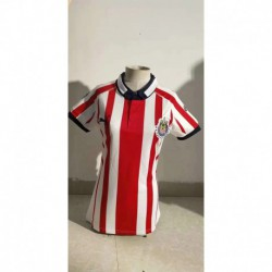 18/19 lady s-XL Chivas Home Girl Women Jerse