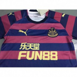 Kids 18/19 newcastle united away jersey child re